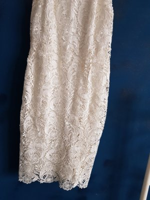 Apart  glamour Lace Dress cream