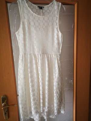 H&M Lace Dress natural white