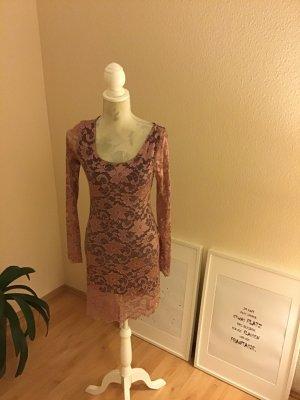 Vero Moda Vestido de encaje multicolor