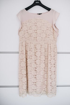 Spitzenkleid H&M Mama - zartes rosa - guter Zustand