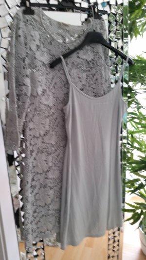 Spitzenkleid Kleid Sommerkleid Edel Gr.M