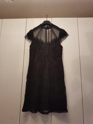 Spitzenkleid Neu schwarz elegant Minikleid