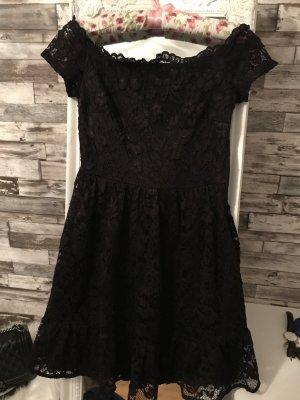 Orsay Vestido de encaje negro