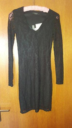 Vila Lace Dress black
