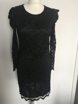 Ana Alcazar Lace Dress black