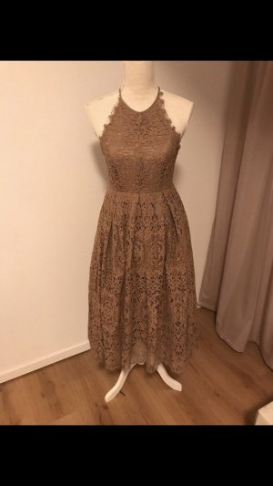 Asos Lace Dress multicolored