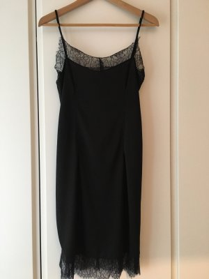 H&M Lace Dress black