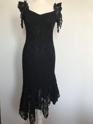 Joseph Ribkoff Lace Dress black