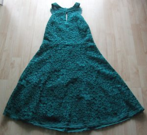 Liu jo Kanten jurk groen Katoen