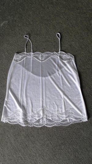 Triumph Négligé blanc polyester