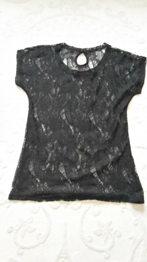 Mesh Shirt black no material specification existing