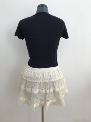 TRF Lace Skirt multicolored