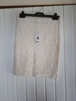 Esprit Lace Skirt natural white