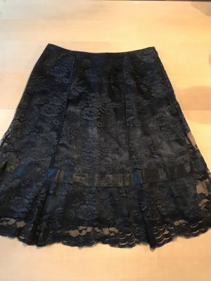Esprit Lace Skirt black