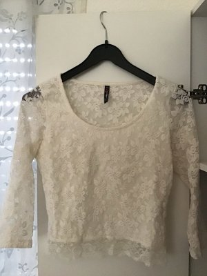 Boatneck Shirt natural white-white