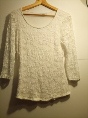 Amisu Camisa blanco-blanco puro