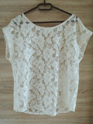 Mesh Shirt natural white