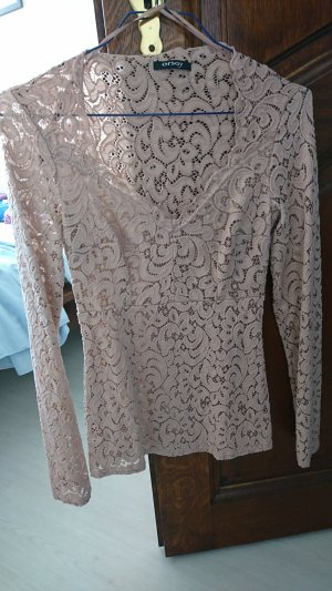 Orsay Lace Top pink