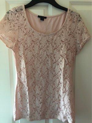 Amisu Mesh Shirt pink