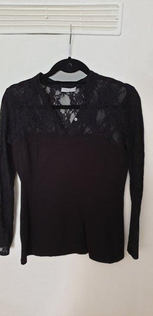 Promod Lace Top black