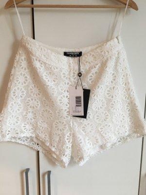 Fashion Union Shorts blanco