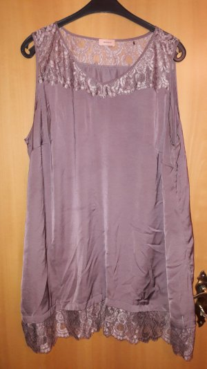Triangle Basic Top mauve