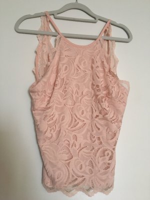 H&M Backless Top pink