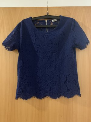 Pimkie Lace Top blue