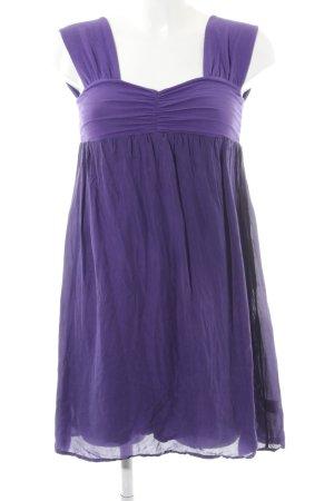 Splendid A-Linien Kleid dunkelviolett Elegant