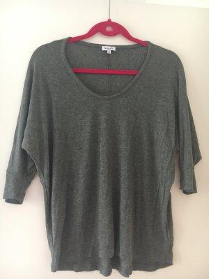 Splendid Oversized shirt grijs