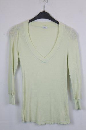 Splendid Shirt Longsleeve Gr. S gelb 3/4 Arm (18/3/304)
