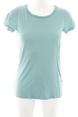 Splendid T-Shirt türkis Casual-Look