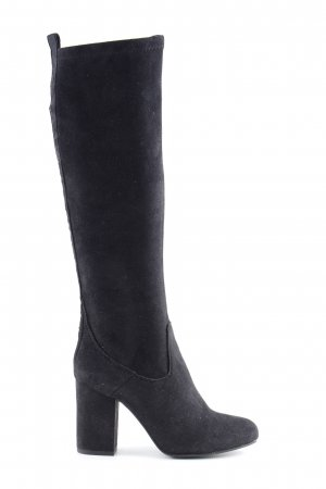 Spm Absatz Stiefel schwarz Elegant