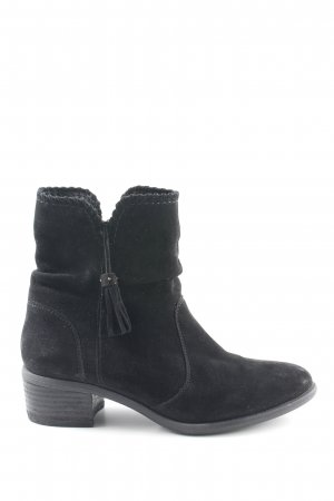 Spm Ankle Boots schwarz Casual-Look