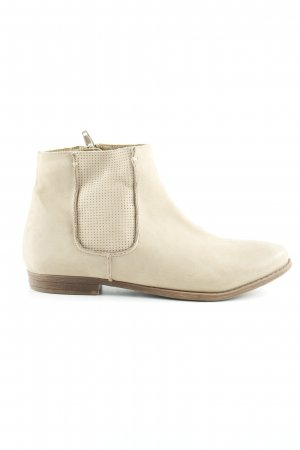 Spm Booties beige Casual-Look