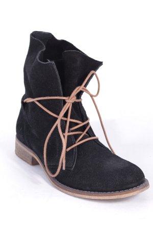 Spm Boots schwarz minimalistischer Stil