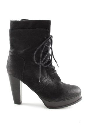 Spm High Heel Boots black business style