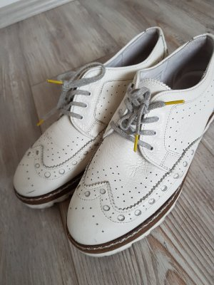 SPM Leder Schuhe in große 38