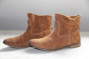 SPM Schuhe Wildleder Stiefeletten Größe 42