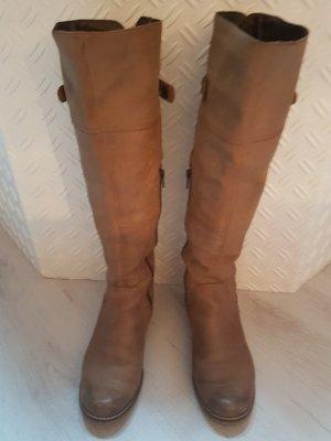 SPM Shoes Boots Lederstiefel