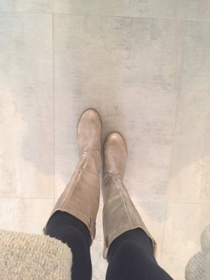 SPM Stiefel aus Leder