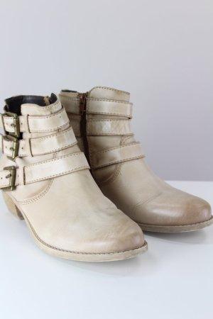 SPM Stiefel creme Größe 38 1709100320497