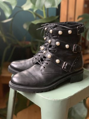 SPM Stiefelette Pearlster