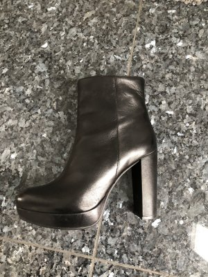 Spm Platform Booties black
