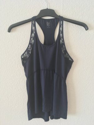Gilly Hicks Sporttop donkerblauw