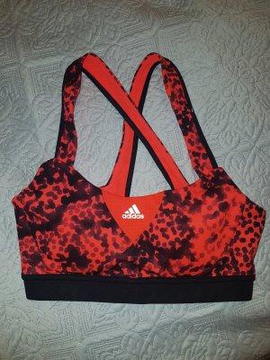Adidas Sporttop oranje-neonoranje