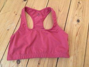 Sport BH, Bustier S-M, pink