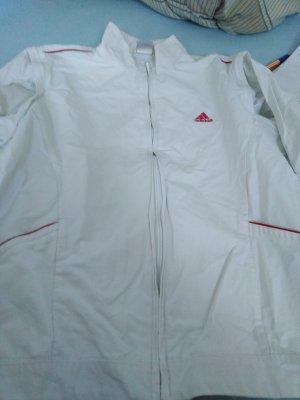 Sport Jacke der Marke Adidas Farbe weiß Größe xl