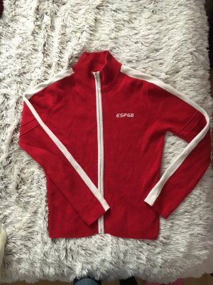 Esprit Sports Sports Jacket dark red