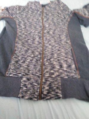 Sport Jacke Farbe grau dunkel grau Größe xl